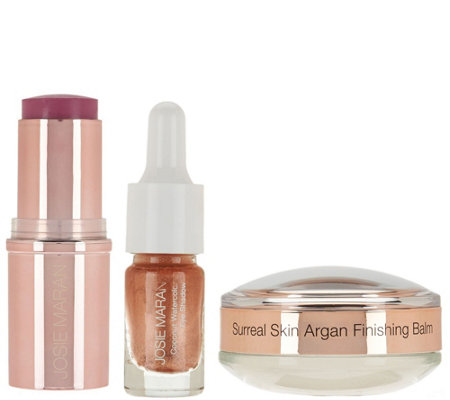 Josie Maran Surreal Argan Oil Trio