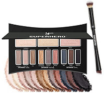 IT Cosmetics Superhero Luxe Anti-Aging Eyeshadow Palette w/Brush - A287162