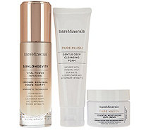 bareMinerals Happy Glow Lucky 3-pc Skincare Collection - A288762