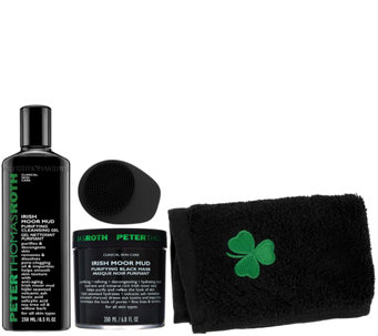 Peter Thomas Roth Irish Moor Mud Mask and Cleanser Set - A290462