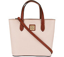 Dooney & Bourke Pebble Leather Mini Waverly Crossbody - A292762