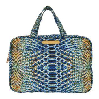 Aimee Kestenberg Nylon Cosmetic Bag w/ Hanger-Jenna