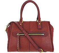 orYANY Lamb Leather Satchel Handbag -Donna - A297462