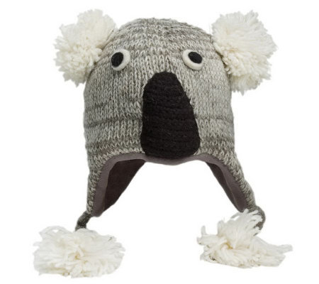 Nirvanna Designs Koala Hat