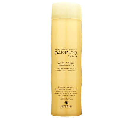 Alterna Bamboo Smooth Anti-Frizz Shampoo, 8.5oz