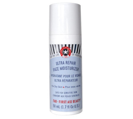 First Aid Beauty Ultra Repair Face Moisturizer,1.7oz