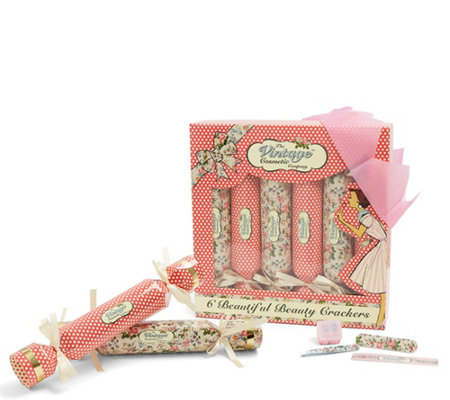 The Vintage Cosmetic Company Luxury Beauty Crackers