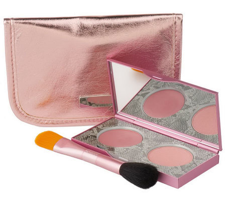 Mally 24/7 Face Brightening Professional Blush System