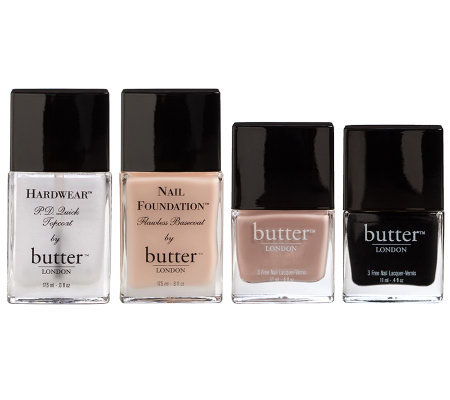 butter LONDON Half Moon Manicure Kit
