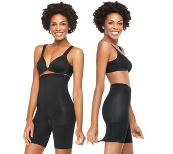 """As Is"" Spanx In Power Super Shapewear Set - A264763"