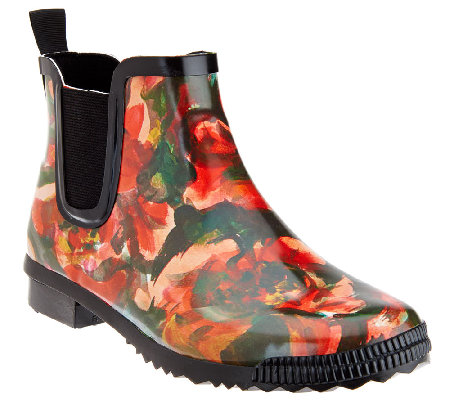 Cougar Waterproof Chelsea Rain Boots - Regent - Page 1 — QVC.com