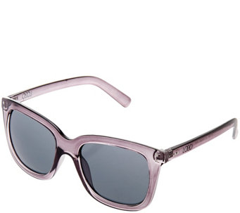LOGO by Lori Goldstein Classic Square Sunglasses - A277563