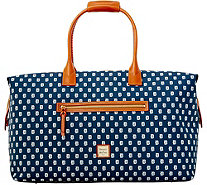Dooney & Bourke MLB Tigers Duffel Bag - A280263