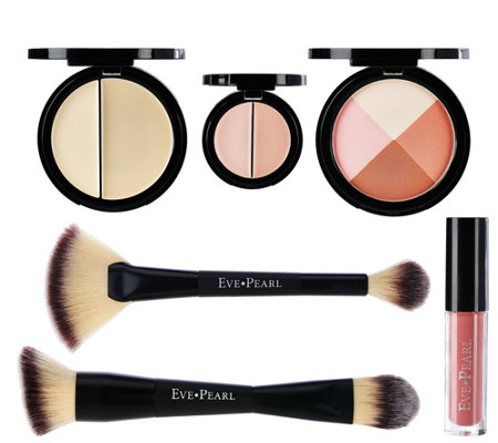 EVE PEARL Flawless Face 6-Piece Collection