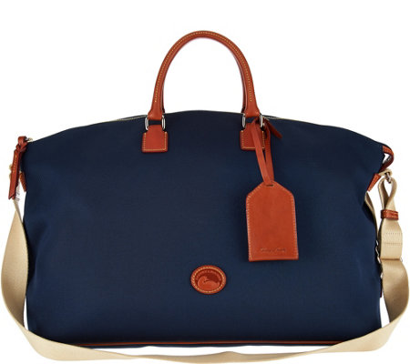 """As Is"" Dooney & Bourke Getaway Weekender Bag"