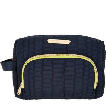 Aimee Kestenberg Nylon Large Zip Around Cosmetic Case- Isabela