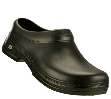 Skechers Men's Work Clogs - Oswald Balder