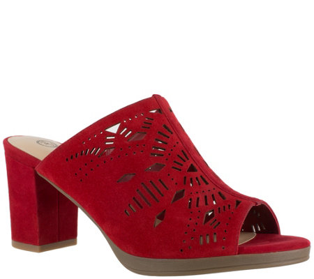 Bella Vita Leather Sandals- Lark