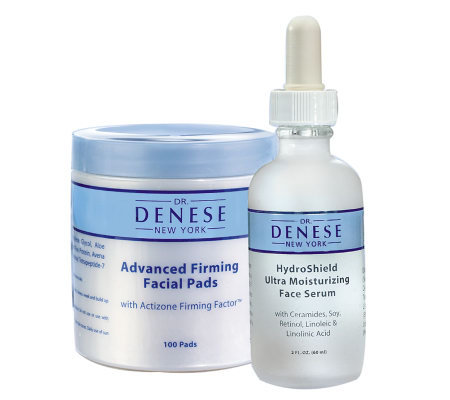 Dr. Denese 2-piece Antiaging Best Sellers Skincare Kit