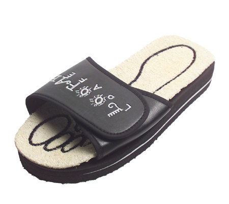 Loofah Loafers Exfoliating Sandals