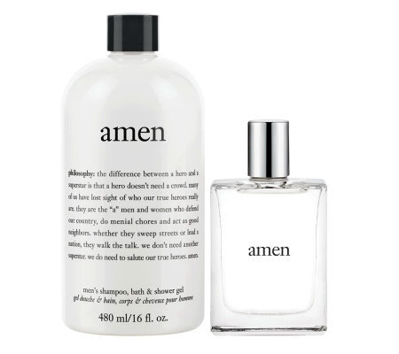 philosophy amen men's fragrance gift set