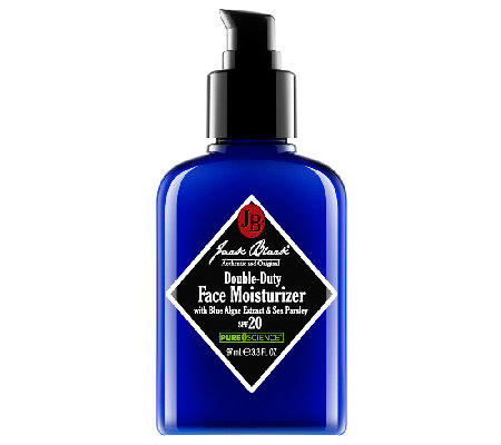 Jack Black Double-Duty Face Moisturizer SPF 20,3.3 oz