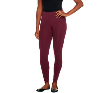 """As Is"" Assets Red Hot Label by Spanx Seamless Shaping Legging - A264764"
