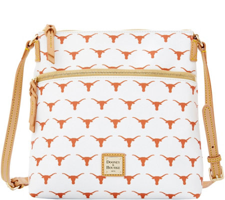 Dooney & Bourke NCAA University of Texas Crossbody
