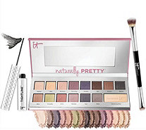 IT Cosmetics IT's Your NaturallyPretty Romantic Eyes 3 Pc Collection - A287164