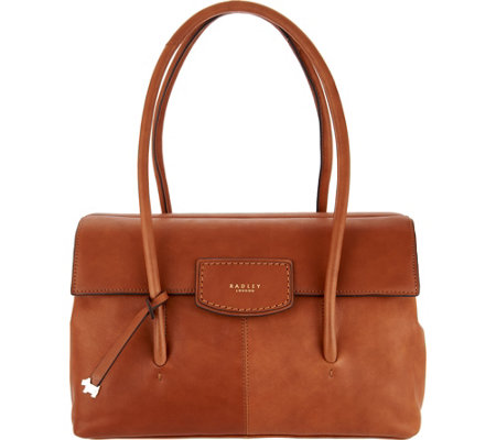 RADLEY London Burnham Beeches Leather Shoulder Handbag