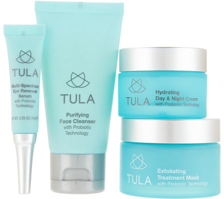 TULA by Dr. Raj Exfoliating Mask and Travel Set