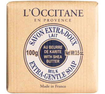 L'Occitane Shea Milk Soap - A314364