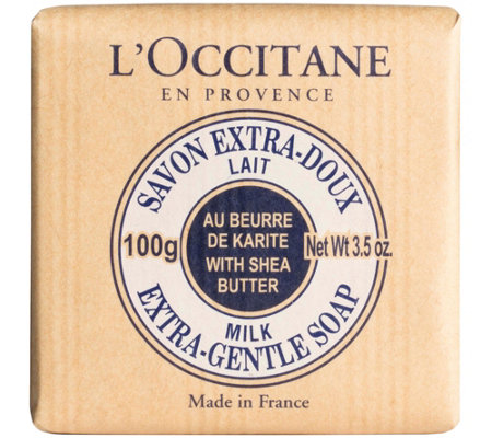 L'Occitane Shea Milk Soap