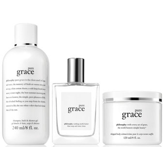 Philosophy Pure Grace Set - A356164