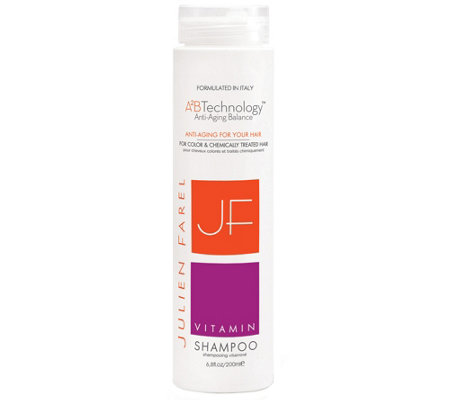 Julien Farel Vitamin Shampoo 6.8 oz