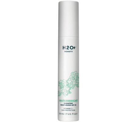 H2O+ Beauty Waterbright Radiating Moisturizer SPF 30, 1.7 oz