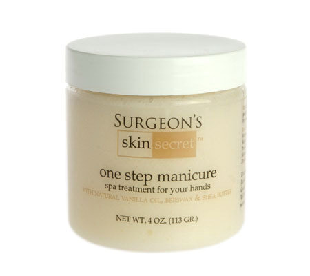 Surgeon's Skin Secret Vanilla Manicure 4-oz