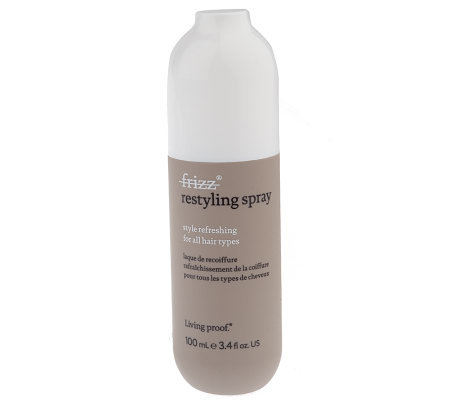 Living Proof NoFrizz Restyling Spray 3.4 fl oz.