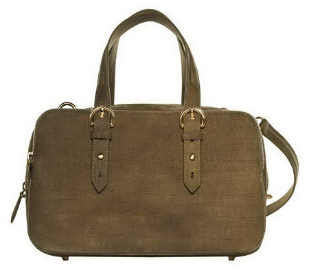 Jensen Blake Triple Compartment Lexi Satchel