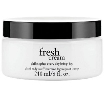 philosophy fresh cream body souffle 8 oz - A260265