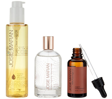 Josie Maran Treat Your Skin Argan Oil Collection