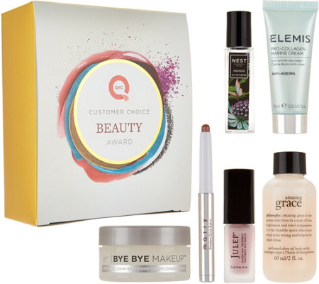 QVC Beauty Customer Choice 6-piece Collection