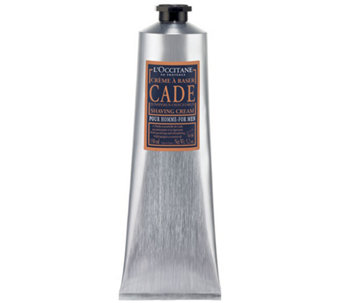 L'Occitane Cade Shaving Cream, 5.2 oz - A335265