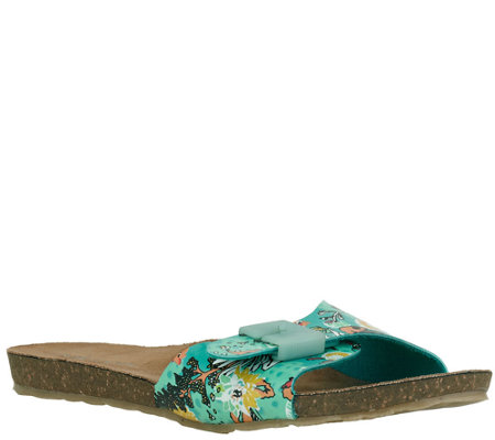 Sakroots Slide Sandals - Bree