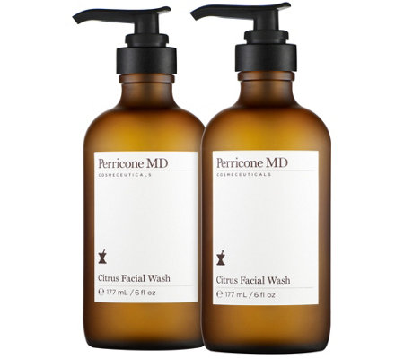 Perricone MD Citrus Facial Wash Set