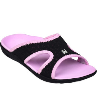 Spenco Slide Sandals - Breeze Slide - A340865