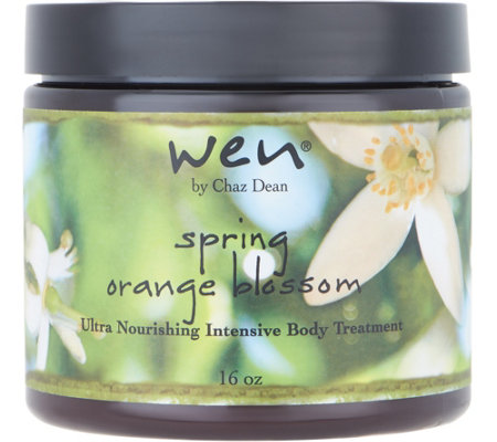 WEN by Chaz Dean Seasonal 16oz Nourishing Treatment Auto-Delivery