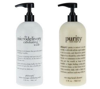 philosophy super-size purity & micro- delivery wash Auto-Delivery - A90765