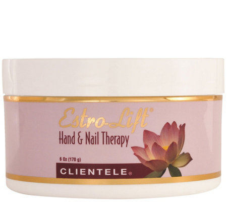 Clientele Soy Estro-Lift Hand & Nail Therapy