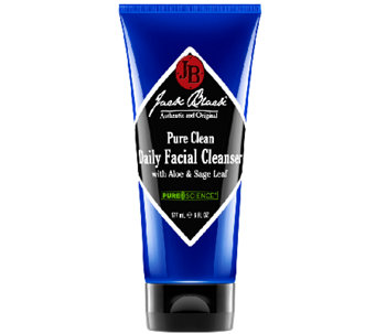Jack Black Pure Clean Daily Facial Cleanser, 6oz - A244266